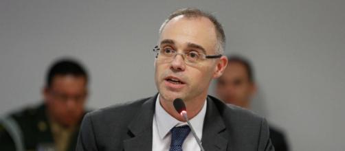 André Mendonça foi substituto de Moro no Ministério da Justiça do governo Bolsonaro (Isac Nóbrega/PR)