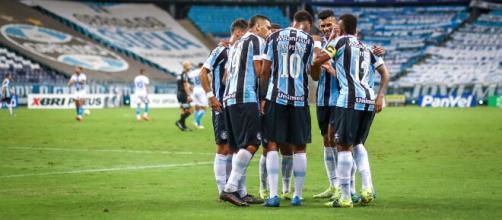 Grêmio tem novo planejamento e mira novidades para a próxima semana (Lucas Uebel/Grêmio FBPA)