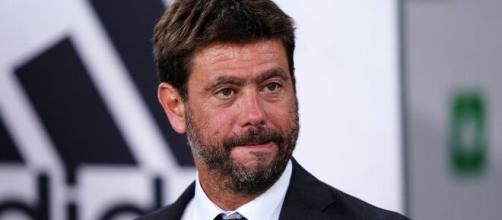 Il presidente della Juventus Andrea Agnelli.