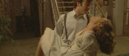 Il Segreto, trama 25 aprile: Marta priva di sensi, Ramon chiede l'aiuto di un medico.