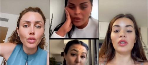 Les Anges : Dr*gue sur le tournage, harcèlement, buzz, Haneia, Angèle, Yamina et Siham font de nouvelles révélations.