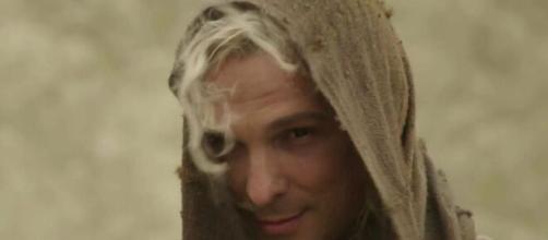 Lúcifer mostra toda sua maldade em 'Gênesis' (Reprodução/Record TV)