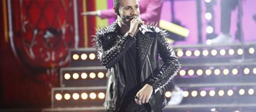 Raffaele Renda, il cantante di Amici 2021.