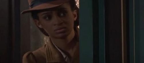 Una vita, anticipazioni sino al 2/05: Marcia sorprende Ursula e Santiago insieme.