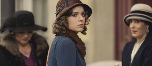 Una vita, anticipazioni Spagna: Genoveva ha una figlia segreta, Gabriela.