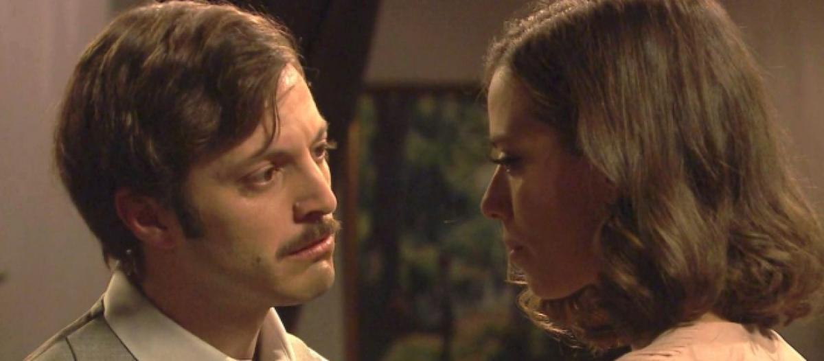 Il Segreto, puntata dell'11 aprile: Marta verrà picchiata da Ramon e perderà il bambino