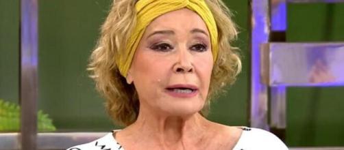Mila Ximénez, última aparición en ´Sálvame' (Telecinco)
