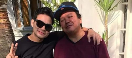 Pai de Yudi Tamshiro morre após complicações de Covid (Arquivo Blasting News)