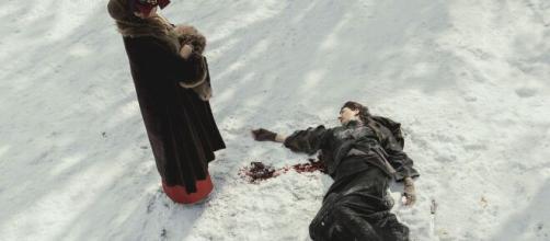 Una vita, spoiler Spagna: Ursula muore per mano di Genoveva e Israel.
