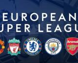 La fin du projet Super League serait proche - Source : Photo capture d'écran European Super League