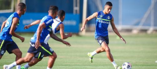 Grêmio tem lista de inscritos contestada pela torcida. (Lucas Uebel/Grêmio)