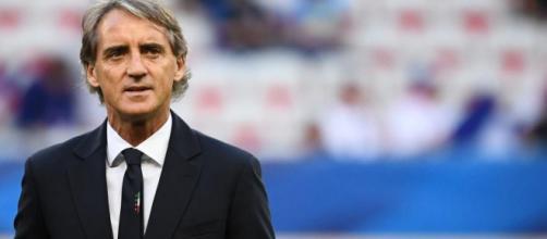 Roberto Mancini, attuale commissario tecnico della nazionale italiana.