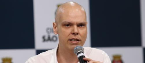 Bruno Covas luta contra o câncer desde 2019 (Rovena Rosa/Agência Brasil)