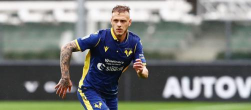 """Calciomercato, l'Inter porrebbe """"riprendersi"""" Dimarco."""