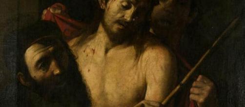 Caravaggio, il dipinto Ecce homo forse ritrovato a Madrid.