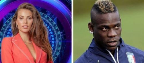 Dayane Mello e Mario Balotelli, flirt smentito.