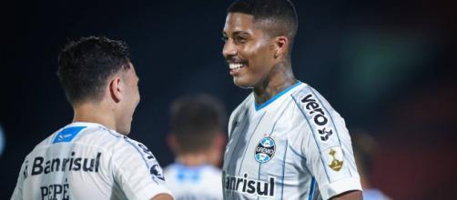 Grêmio tem projeto de investimento na base (Lucas Uebel/Grêmio FBPA)
