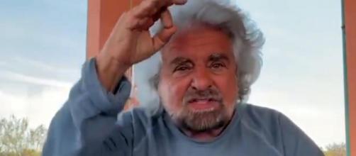 Lo sfogo di Beppe Grillo in difesa del figlio.