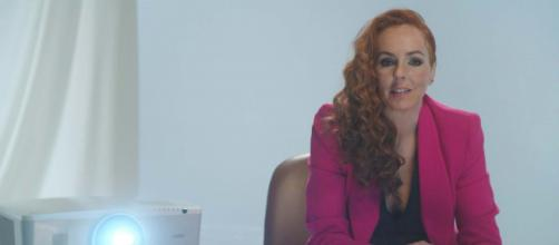 Rocío Carrasco acude a Telecinco este miércoles para ofrecer su primera entrevista en 20 años (@telecincoes)