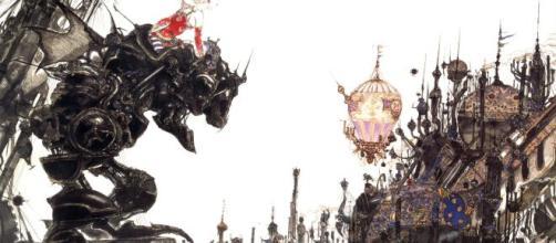 Final Fantasy VI (foto da pagina facebook ufficiale Final Fantasy).
