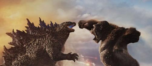 'Godzilla vs Kong' é um dos filmes mais esperados do ano. (Arquivo Blasting News)