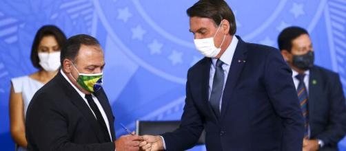 Governo Bolsonaro não reservou dinheiro para combater Covid-19 (Agência Brasil)