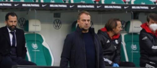 Hans-Dieter Flick, tecnico del Bayern Monaco.
