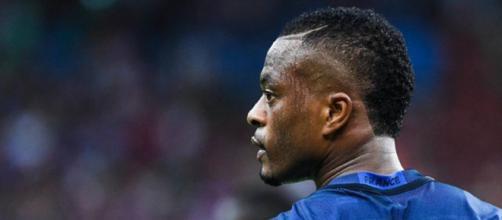 L'ancien joueur de Manchester United et des Bleus, Patrice Evra, a lancé une pique au monde du foot (Credit : Instagram Patrice Evra)