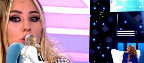 """Rocío Carrasco cuenta con detalle la """"paliza"""" que le propinó Rocío Flores en 2012 (@salvame)"""