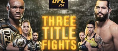 UFC 261: Usman vs Masvidal 2 in diretta su DAZN