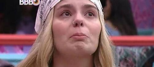 Enquete aponta que a sister deve ser a eliminada da vez no 'BBB21' (Reprodução/Rede Globo)