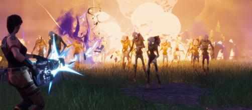 'Fortnite: Save the World' is coming out as a free addition to Fortnite Crew (Image source: In-game screenshot)