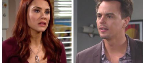 Beautiful, anticipazioni al 1° maggio: Katie informa Wyatt che Sally ha un mese di vita.