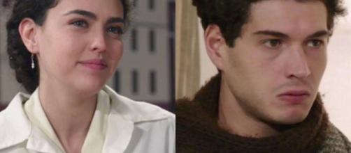 Il Paradiso, spoiler al 30 aprile: Maria si avvicina a Alfredo, Rocco è geloso.