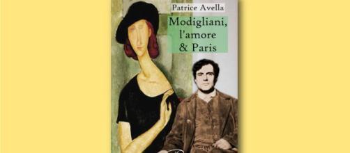 """""""Modigliani, l'amore & Paris"""" di Patrice Avella."""