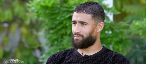 Nabil Fekir dézingue son ancien agent - Photo capture d'écran vidéo BeinSport