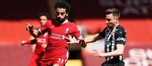 Premier League : Newcastle chambre Liverpool après son match nul (1-1) (Source : Capture RMC Sport)
