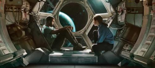 Cena do filme 'Passageiro Acidental' da Netflix. (Foto: Arquivo Blastingnews)