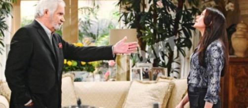 Beautiful, anticipazioni: Eric caccia di casa Quinn stanco dei sotterfugi contro Brooke.