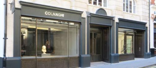 Colnaghi Gallery si occuperà di mediare la vendita del presunto quadro di Caravaggio.