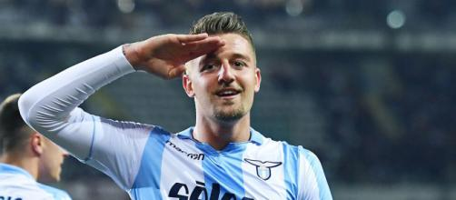 Milinkovic-Savic all'Inter e potrebbe partire Eriksen