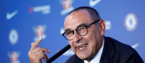 Sarri, contatti con il Tottenham ma resta viva l'ipotesi Roma.