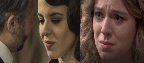 Una vita, trame iberiche: Alvarez Hermoso chiede la mano di Dori, Salmeron si sente male.
