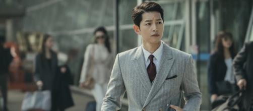 Scene of the Korean drama 'Vincenzo' (Image source: Netflix/handout image)