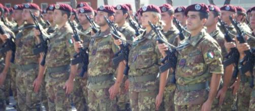 Concorso esercito per VFP 1, 2021.