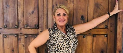 Raquel Mosquera pasó 13 días internado por un brote psicótico (Instagram @raquelmosqueram)
