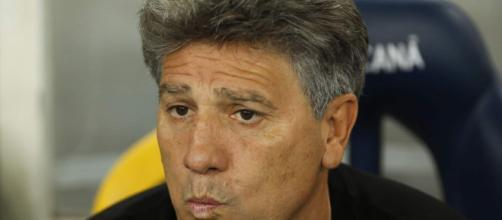 Renato Portaluppi está desempregado desde que deixou o Grêmio. (Arquivo Blasting News)