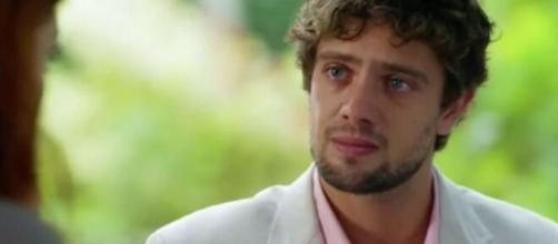 Rodrigo em 'A Vida da Gente' (Reprodução/Rede Globo)