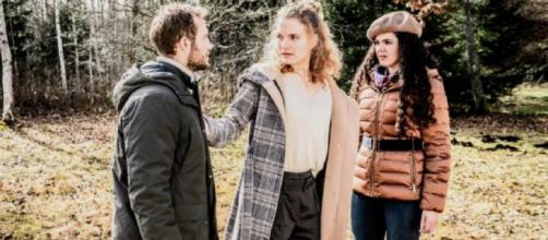 Tempesta d'amore, trame tedesche: Shirin ruberà il fidanzato alla sua migliore amica Maja.