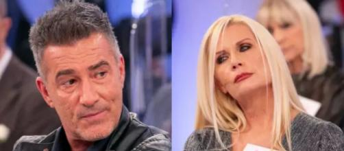 Uomini e Donne, Sabina annuncia la rottura con Claudio: 'Non è più nella mia vita'.